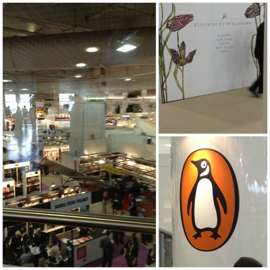 Sights from the London Book Fair