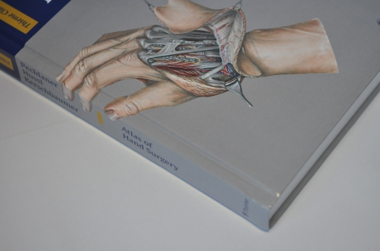 Hardcover books with full color