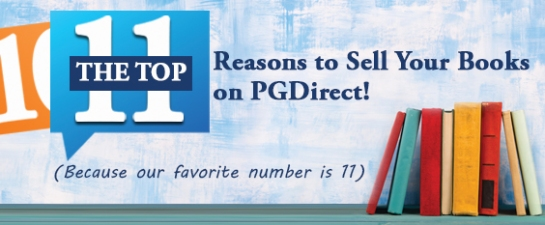 online bookstore PGDirect